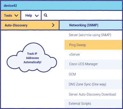 Save time managing DHCP, DNS, and IP addresses